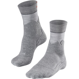 Falke W's TK Mountain Trekking Socks Middle Grey Melange